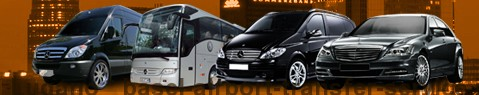 Private transfer from Lugano to Basel