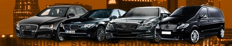 Chauffer Service St. Gallen | Limousine Center Schweiz