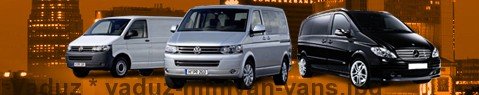Minivan Vaduz | hire | Limousine Center Schweiz