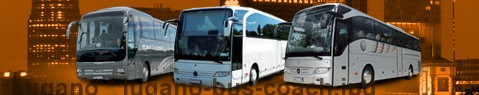 Coach (Autobus) Lugano | hire | Limousine Center Schweiz