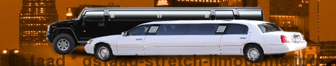 Stretch Limousine Gstaad | location limousine | Limousine Center Schweiz