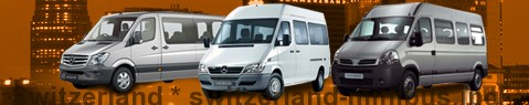 Minibus  | location | Limousine Center Schweiz