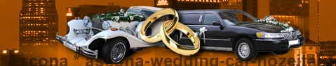 Wedding Cars Ascona | Wedding limousine | Limousine Center Schweiz