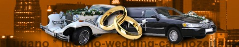 Wedding Cars Lugano | Wedding limousine | Limousine Center Schweiz