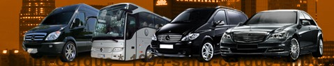 Transfer Saint-Cergue | Limousine Center Schweiz