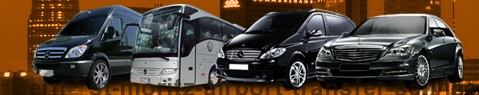 Private transfer from Bern to Saint Moritz