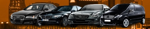 Chauffer Service Zug | Limousine Center Schweiz