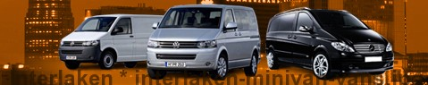 Minivan Interlaken | Limousine Center Schweiz