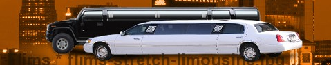Stretch Limousine Flims | location limousine | Limousine Center Schweiz