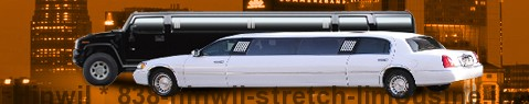 Stretch Limousine Hinwil | location limousine | Limousine Center Schweiz