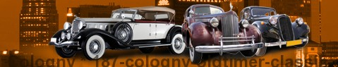 Auto d'epoca Cologny | Limousine Center Schweiz