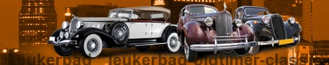 Oldtimer Leukerbad | Limousine Center Schweiz