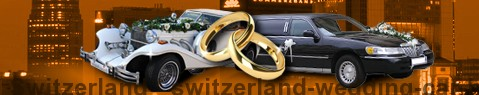 Wedding Cars  | Wedding limousine | Limousine Center Schweiz